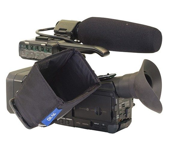 OR-56 Camera LCD Hood