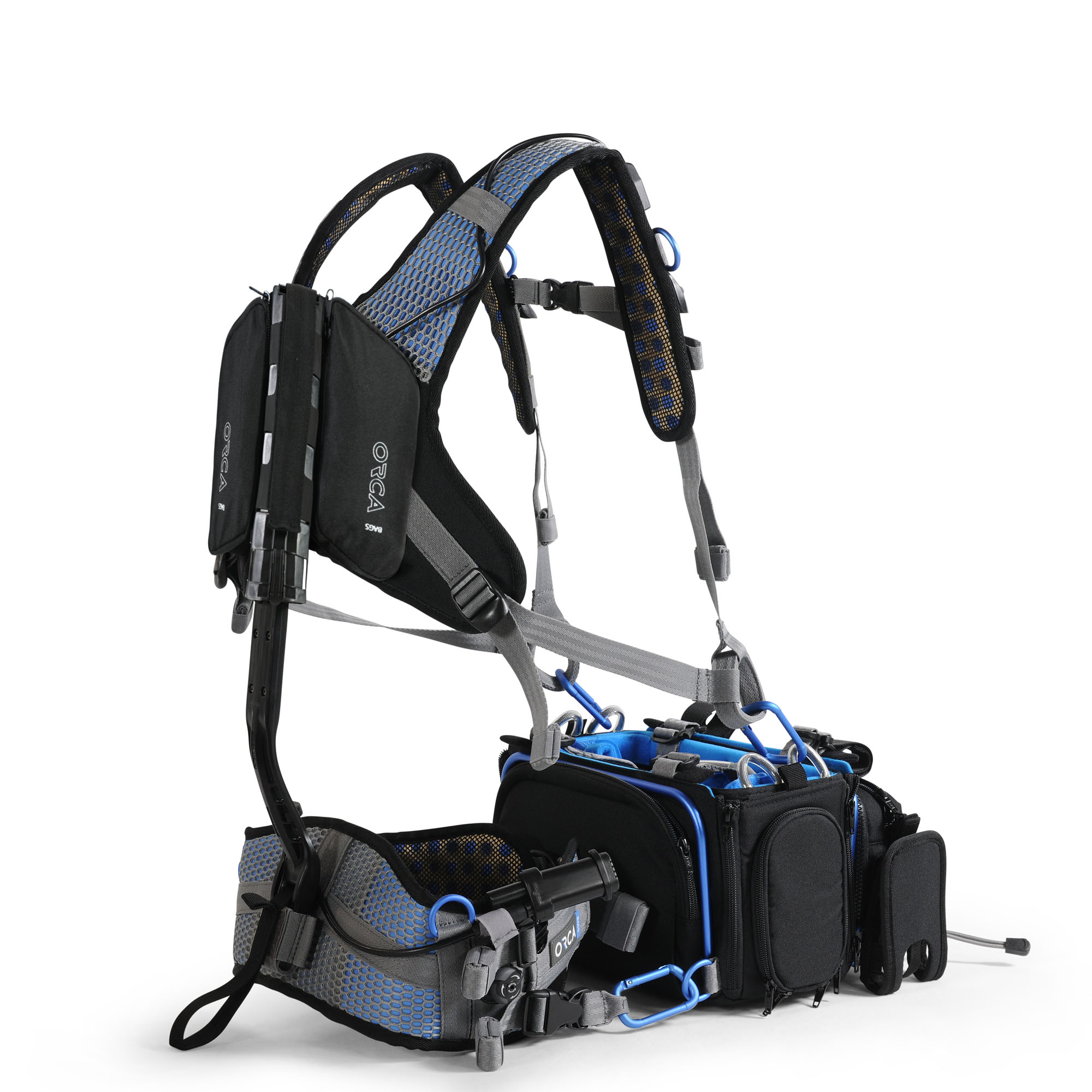 Orca bags - Gear in motion